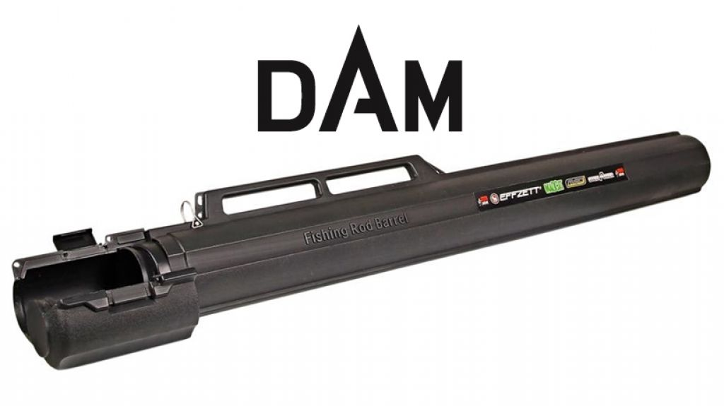 DAM Travel Rod Tube Telescopic